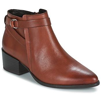 Παπούτσια Γυναίκα Μποτίνια Vagabond MARJA Brown