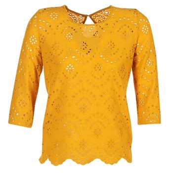 Υφασμάτινα Γυναίκα Μπλούζες Betty London GRIZ Yellow