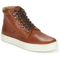 Παπούτσια Άνδρας Ψηλά Sneakers Hugo Boss Orange NOIR HALB LTWS COGNAC