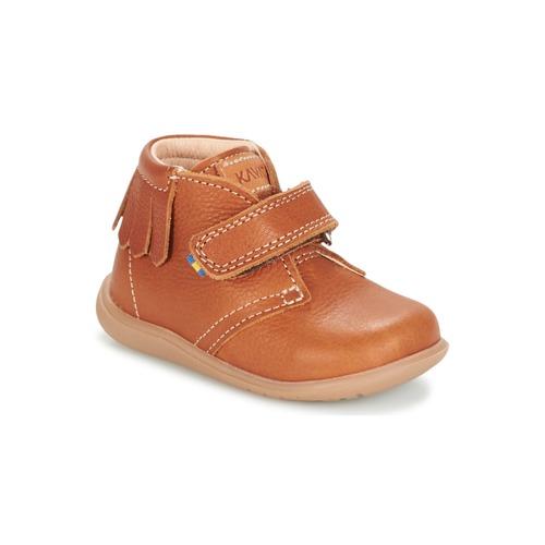 Παπούτσια Παιδί Μπότες Kavat TTINKA EP Camel