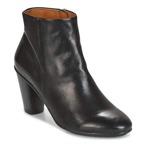 Παπούτσια Γυναίκα Μποτίνια n.d.c. AURORA ZIP Black