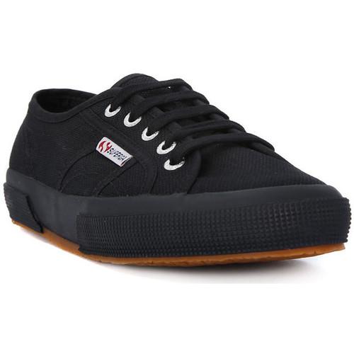 Παπούτσια Γυναίκα Χαμηλά Sneakers Superga COTU FULL BLACK CLASSIC Nero