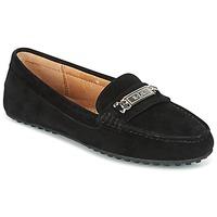 Παπούτσια Γυναίκα Μοκασσίνια Ralph Lauren BERDINE Black