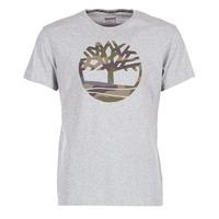 Υφασμάτινα Άνδρας T-shirt με κοντά μανίκια Timberland DUNSTAN RIVER CAMO PRINT Grey