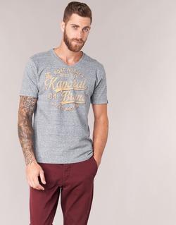 Υφασμάτινα Άνδρας T-shirt με κοντά μανίκια Kaporal JAPAN Grey