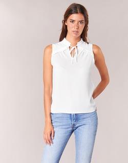 Υφασμάτινα Γυναίκα Μπλούζες Naf Naf PIPANA Άσπρο