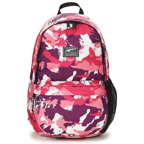 Τσάντες Γυναίκα Σακίδια πλάτης Puma PUMA ACADEMY BACKPACK ροζ
