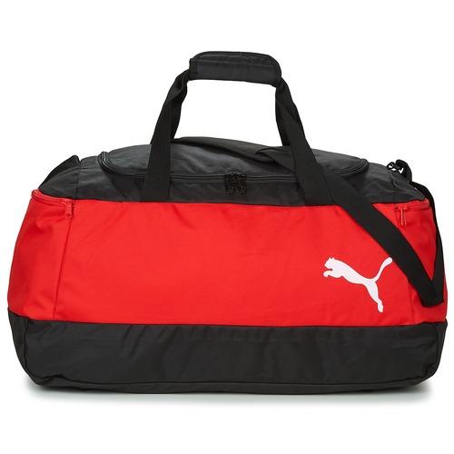 Τσάντες Αθλητικές τσάντες Puma PRO TRAINING II MEDIUM BAG Black / Red