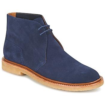 Παπούτσια Άνδρας Μπότες Polo Ralph Lauren KARLYLE Marine
