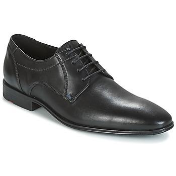 Παπούτσια Άνδρας Derby Lloyd OSMOND Black