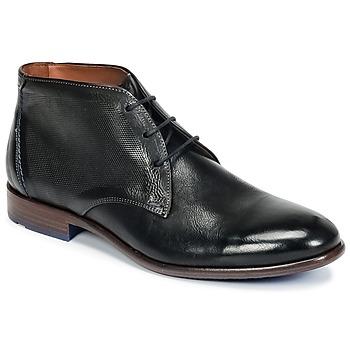 Παπούτσια Άνδρας Μπότες Lloyd FIETE Black