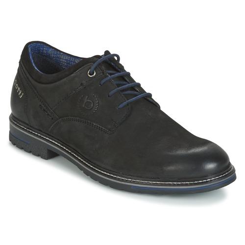 Παπούτσια Άνδρας Derby Bugatti MARGE Black