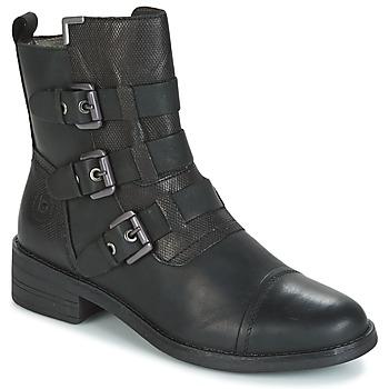 Παπούτσια Γυναίκα Μπότες Bugatti POMO Grey / Fonce