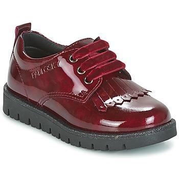 Παπούτσια Κορίτσι Derby Pablosky PONY Red