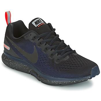 Παπούτσια Γυναίκα Τρέξιμο Nike AIR ZOOM PEGASUS 34 SHIELD Black / μπλέ