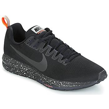 Παπούτσια Άνδρας Τρέξιμο Nike AIR ZOOM STRUCTURE 21 SHIELD Black