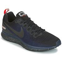 Παπούτσια Άνδρας Τρέξιμο Nike AIR ZOOM PEGASUS 34 SHIELD Black / Μπλέ