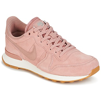 Παπούτσια Γυναίκα Χαμηλά Sneakers Nike INTERNATIONALIST SE W Ροζ