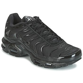 Παπούτσια Άνδρας Χαμηλά Sneakers Nike AIR MAX PLUS Black