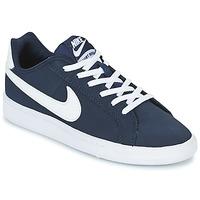 Παπούτσια Παιδί Χαμηλά Sneakers Nike COURT ROYALE GRADE SCHOOL Μπλέ / Άσπρο