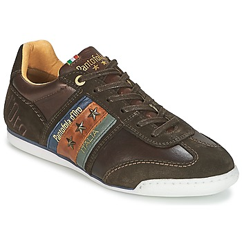 Παπούτσια Άνδρας Χαμηλά Sneakers Pantofola d'Oro IMOLA UOMO LOW Brown