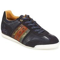 Παπούτσια Άνδρας Χαμηλά Sneakers Pantofola d'Oro IMOLA UOMO LOW Μπλέ