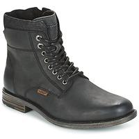 Παπούτσια Άνδρας Μπότες Levi's EMERSON COLLAR Black