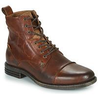 Παπούτσια Άνδρας Μπότες Levi's EMERSON Brown