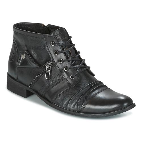 Παπούτσια Άνδρας Μπότες Kdopa BALTIC Black