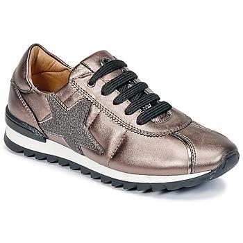 Παπούτσια Κορίτσι Χαμηλά Sneakers Unisa DONYA Bronze