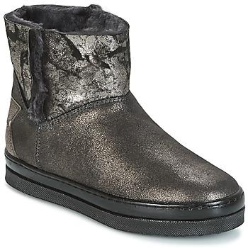 Παπούτσια Κορίτσι Μπότες Unisa FIS Silver