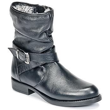 Παπούτσια Κορίτσι Μπότες Unisa GADIN Black