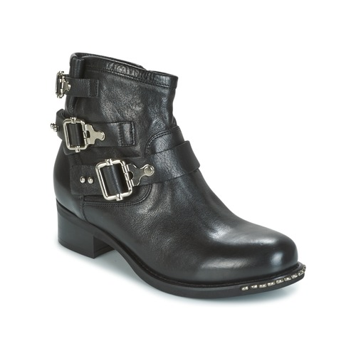 Παπούτσια Γυναίκα Μπότες Mimmu DIMA Black