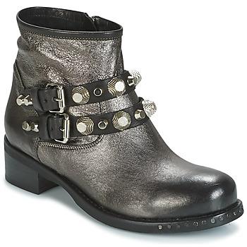Παπούτσια Γυναίκα Μπότες Mimmu BERLO Argenté