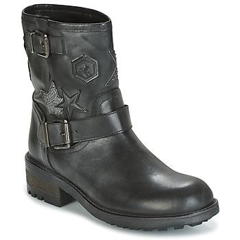 Παπούτσια Γυναίκα Μπότες Meline SCARPA Black