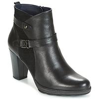 Παπούτσια Γυναίκα Μποτίνια Dorking REINA Black