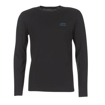 Υφασμάτινα Άνδρας Μπλουζάκια με μακριά μανίκια Oxbow TEITH Black