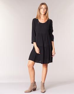 Υφασμάτινα Γυναίκα Κοντά Φορέματα See U Soon ROBBA Black