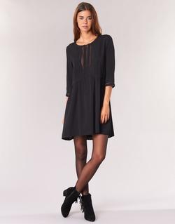 Υφασμάτινα Γυναίκα Κοντά Φορέματα See U Soon PODI Black
