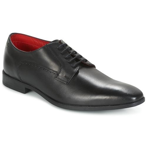 Παπούτσια Άνδρας Richelieu Base London PENNY Black