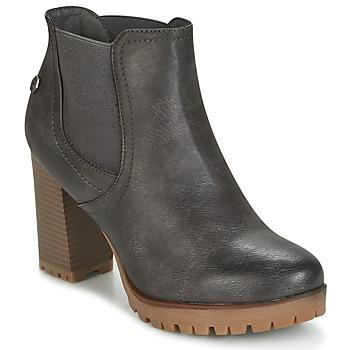 Παπούτσια Γυναίκα Μποτίνια Refresh PALLOMA Grey