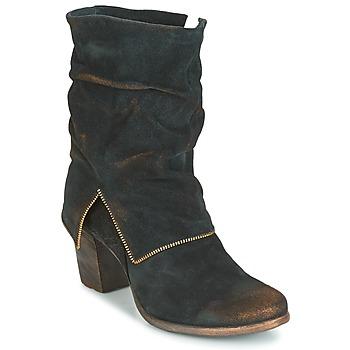 Παπούτσια Γυναίκα Μπότες για την πόλη Papucei JAYNA Black