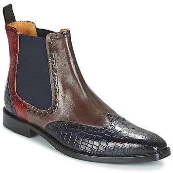 Παπούτσια Άνδρας Μπότες Melvin & Hamilton MARTIN 5 Brown