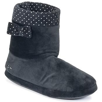 Παπούτσια Γυναίκα Παντόφλες DIM RIBECRY Black