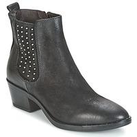 Παπούτσια Γυναίκα Μποτίνια Mjus FRESNO STUDS Black