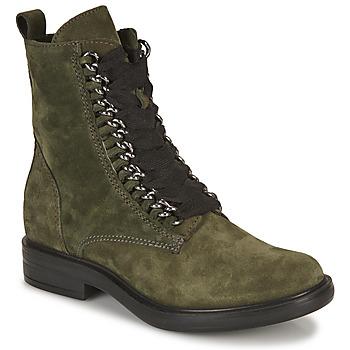 Παπούτσια Γυναίκα Μπότες Mjus CAFE CHAIN Kaki
