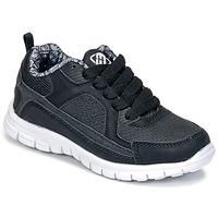 Παπούτσια Αγόρι Χαμηλά Sneakers Freegun FG VINO Black