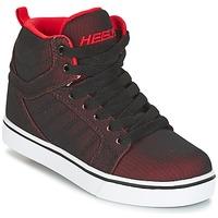 Παπούτσια Αγόρι roller shoes Heelys UPTOWN Black / Red
