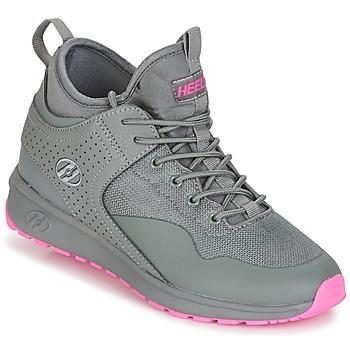 Παπούτσια Κορίτσι roller shoes Heelys PIPER Grey / Ροζ