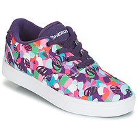 Παπούτσια Κορίτσι roller shoes Heelys LAUNCH Violet / Multicolour
